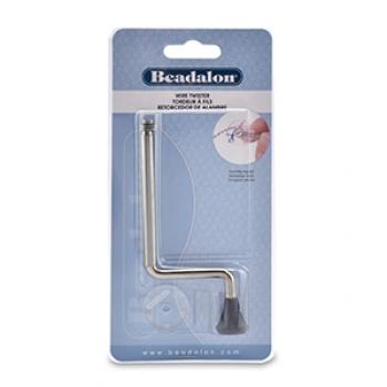 hs-store - WIRE TWISTER 2-5 HOLE Beadalon Basteln Werkzeug Sonstiges